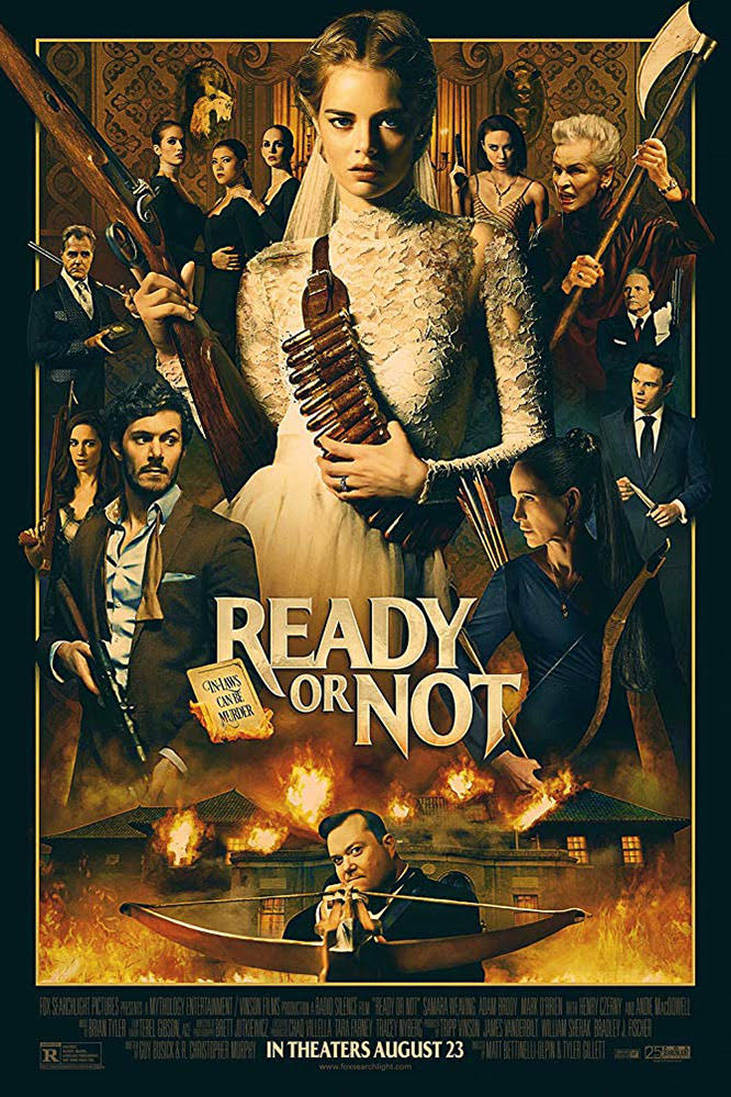 All systems go: Point Classics track placed in American horror thriller film 'Ready or Not'