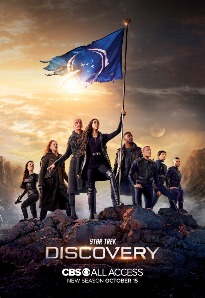 A Stellar Achievement: Point Classics track placed in Star Trek: Discovery